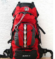CAMPING AND HIKING BACKPACK 60L - SAC À DOS CAMPING 60L