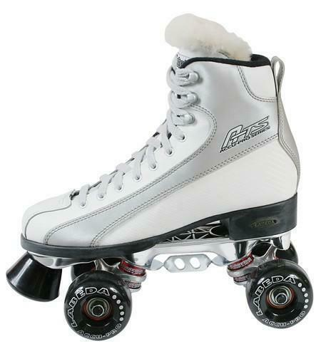 Brand New Labeda Accu Pro Roller Skates Girls size 4 (Indoor/Outdoor)