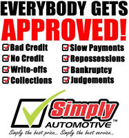 100% APPROVED CAR LOANS