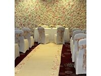 Fabulous Wedding Flower Wall for hire!
