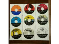 NINTENDO GAME CUBE GAMES DISC ONLY