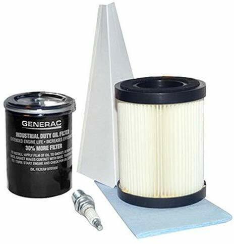Generac Power Systems, Inc. 8KW HSB Maintenance Kit