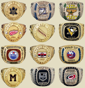 Buying all Molson Stanley Cup Rings