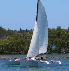 Trimaran day sailer Lake Macquarie Area Preview