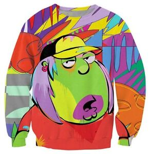 Bright &Trippy 3DClothing  {Full Designed -Unisex} XS-6XL+ Regina Regina Area image 7