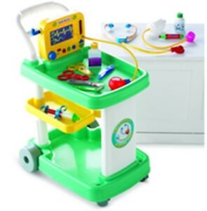 NEW: Junior Doctor Cart with accessories - $50 (CASH, NO TAX)