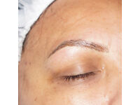 Semi Permanent Eyebrows * Microblading * Cosmetic Tattoo and Eyelashes * Brows *