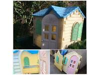 Little Tykes Outdoor Playhouse