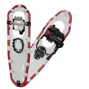 Backwoods Pro snowshoes size 34 with case instock on sale