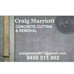 Concrete Cutting, Demolition  & Removal Southbank Melbourne City Preview