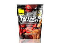 MuscleTech Nitro-Tech 454 g - great quality protein !