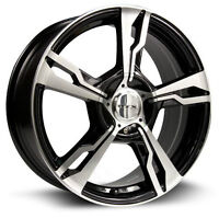 Roues (Mags) Fighter 15 pouces  4-100/114.3