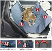 Hundedecke Auto