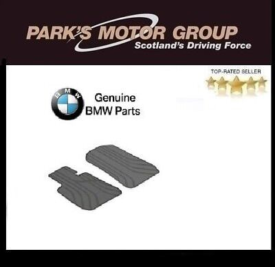 Genuine BMW All Weather Rubber Front Floor Mats  51472311059