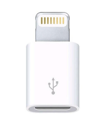 Apple Lightning to MicroUSB