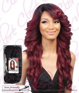 Clore LaceFront Wig