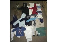 Boy's clothes bundle 3-6 months