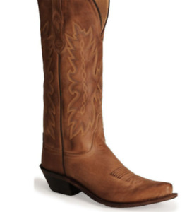 Old West ladies cowboy boots for sale, size 10, still in box.
