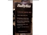 Babyliss Pro Curling Wand