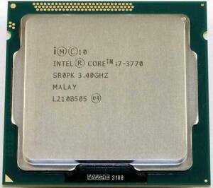 Intel Core i7-3770 & i5-650 CPU, 4GB RAM and 1TB HDD Golden Grove Tea Tree Gully Area Preview