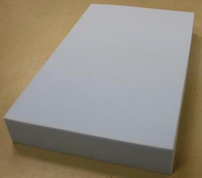 HIGH DENSITY EXTRA FIRM UPHOLSTERY FOAM 2850 4 x 24 x 24
