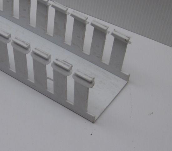 "Panduit G2X2WH6 Panduct Wire Duct, Type G, 2"" X 2"""
