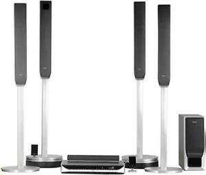 Like New Sony Surround Sound 5-Disc DVD Home Theatre System