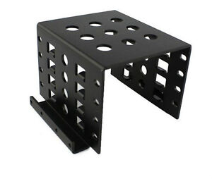 """ORICO Aluminum 4 Bay 3.5"""" to 2.5"""" HDD / SSD Mounting Bracket"""