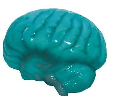 Halloween Table or Party or Prop Display Jiggle Food Brain Zombie shaped Mold