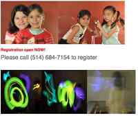 Photography classes for kids Montreal - Special Effects