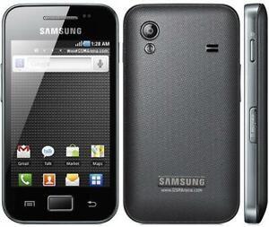 Samsung Ace Unlocked Déverrouiller 49$