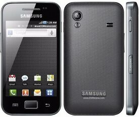 Samsung Galaxy Ace S5830I, unlocked to every network- £30 pick up from west bromwich, great price!