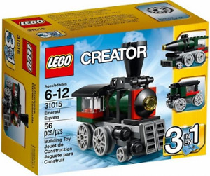 LEGO Creator 31015 Emerald Express Train MISB