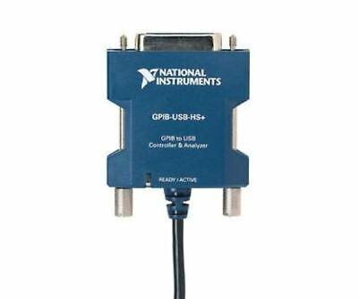 New - National Instruments Ni Gpib-usb-hs Controller Analyzer