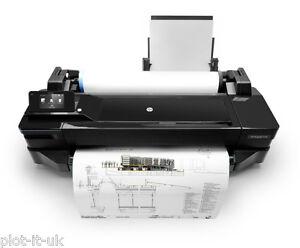 HP-Designjet-T120-A1-Plotter-CQ891A-Wide-Format-Printer-BNIB-replaces-HP-111R