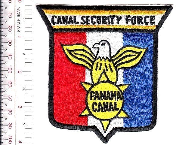 Canal Zone Police, Pan Canal Company Security Zona del Panama Policia Seguridad