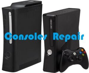 Console repair XBOX360&1, PS, Wii,DS etc. with 3 months warranty
