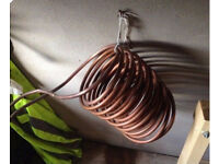 Homebrew Copper Chiller