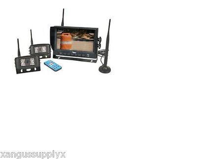 WL56M2C CabCAM Video System Wireless Includes 7
