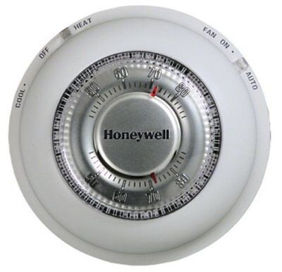 Honeywell Tradeline Thermostat Electronic Heatcool