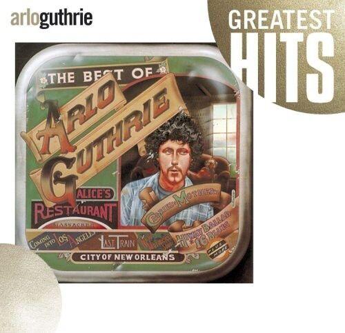 BEST OF ARLO GUTHRIE - GUTHRIE,ARLO [CD NEW]