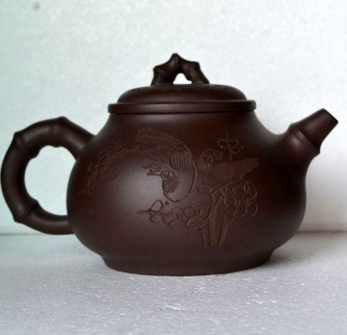 Teapot bamboo handle ebay - Bamboo teapot handles ...