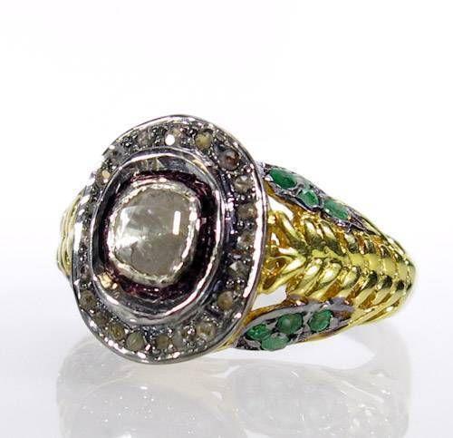2 Ctw Diamond Ring Ebay