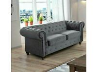 PURCHASE IT 💚💚CHESTERFIELD SOFA💛💛 3+2 SEATER SOFA!!!!, WITH FREE DELIVERY🖤⭕
