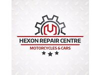 Hexon Cars & Motorcycles repair centre