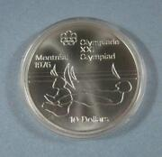 1976 Olympic Coins
