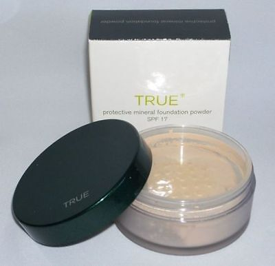 Protective Mineral Foundation - BeingTrue Protective Mineral SPF 17 Compact Foundation or powder (11 in stock)