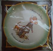 Holly Hobbie Plate 1974