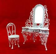 Dolls House Dressing Table
