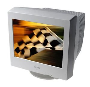 Moniteur Sony 15 pouces / Monitor Sony 15 inches